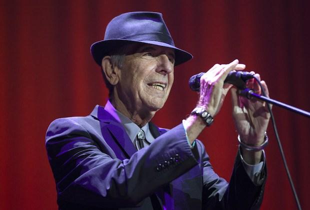 Leonard Cohen Dead Video