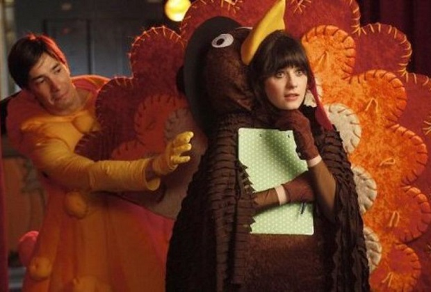 New Girl Thanksgiving