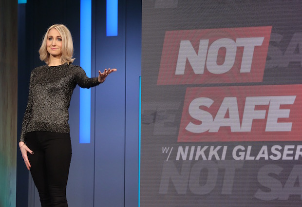 Not Safe With Nikki Glaser Cancelled Comedy Central
