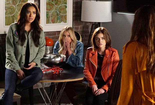 Pretty Little Liars Final Episodes