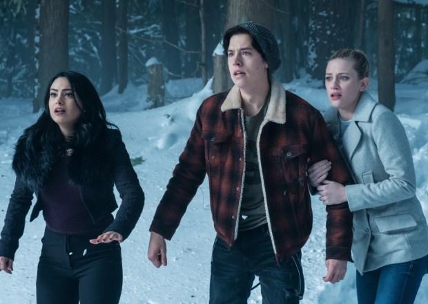 Riverdale Season 1 Finale Veronica Jughead Betty