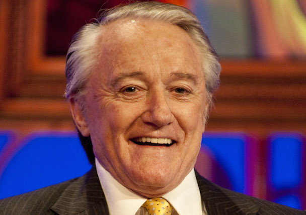 Robert Vaughn Dead Man From UNCLE