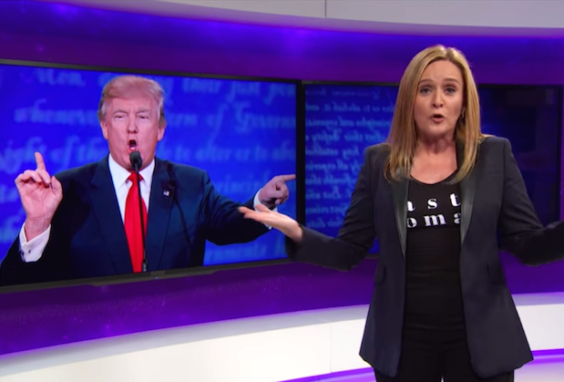 Full Frontal with Samantha Bee Renewed for Season 2