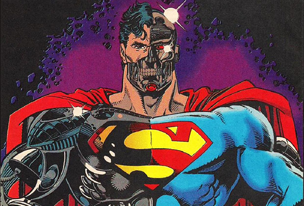 Supergirl Spoilers Cyborg Superman