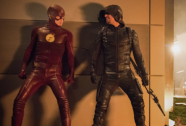 Flash Crossover Ratings Heroes Aliens