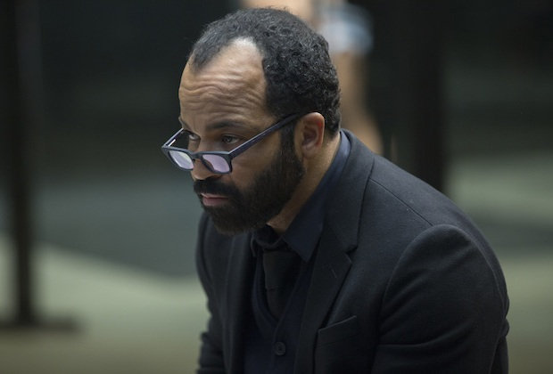 Westworld Jeffrey Wright Season 1 Episode 9 Bernard Arnold