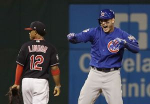 World Series Chicago Cubs Win Game 7