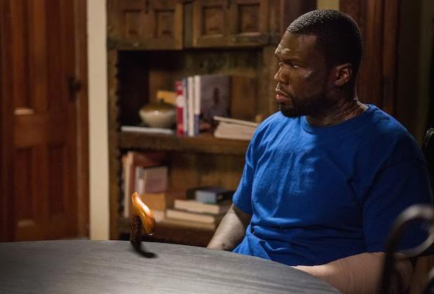 50 Cent Quits Power