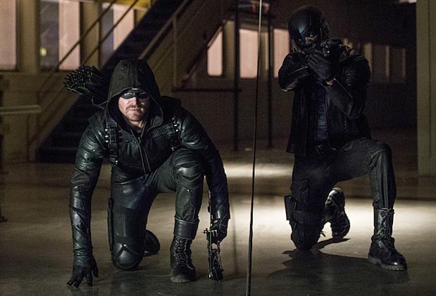 Arrow Recap Season 5