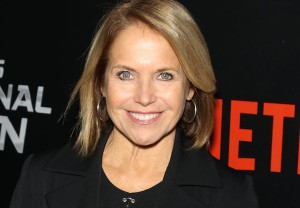 Katie Couric Today Anchor NBC January