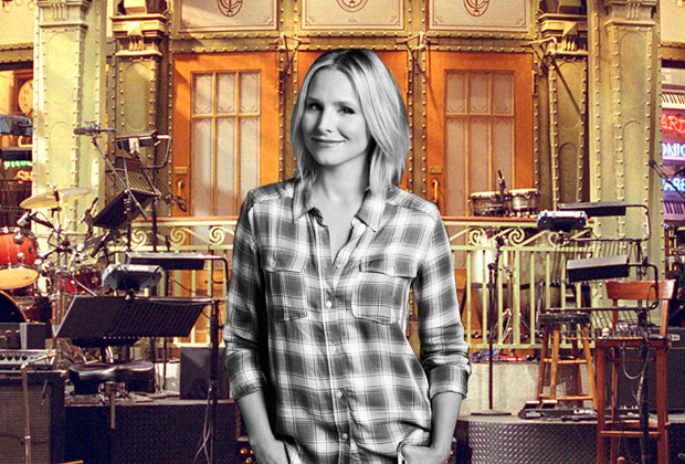 Kristen Bell Saturday Night Live