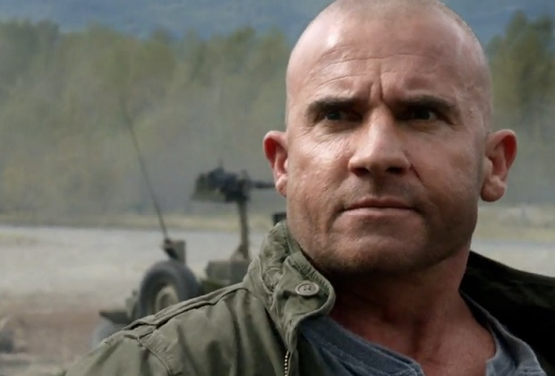 Dominic Purcell Performer of the Week