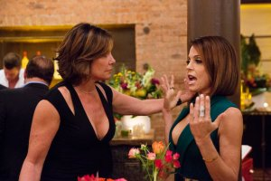 Real Housewives of New York City LuAnn Bethenny