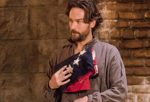Sleepy Hollow Premiere Spoilers Season 4