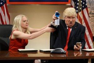 SNL McKinnon Trump