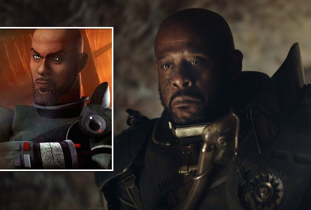 Star Wars Rebels Forest Whitaker