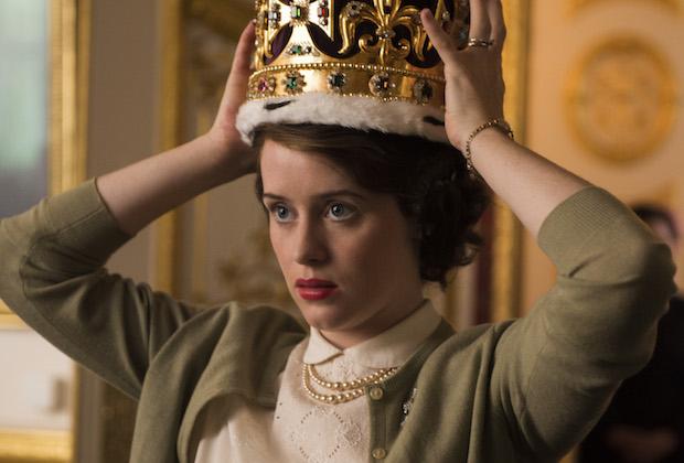The Crown Netflix Season 1 Claire Foy