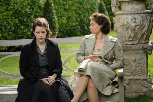 The Crown Netflix Elizabeth Margaret