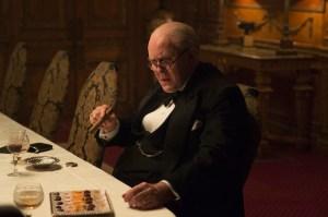 The Crown Netflix John Lithgow Winston Churchill