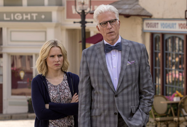 The Good Place NBC Kristen Bell Ted Danson