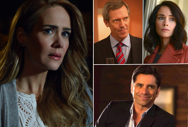 Best Worst TV 2016 Busiest Actors Stars Photos