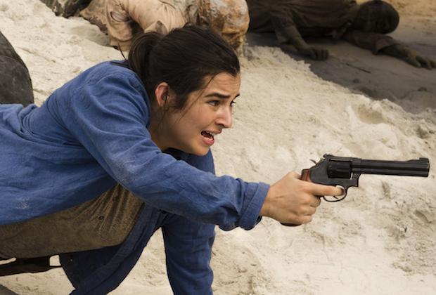 the walking dead season 7 ratings low