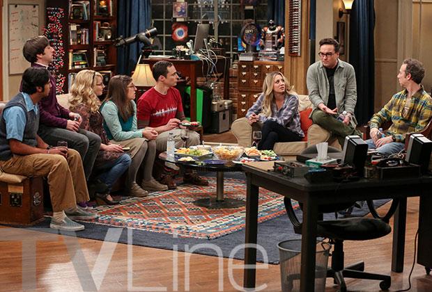 The Big Bang Theory Renewed
