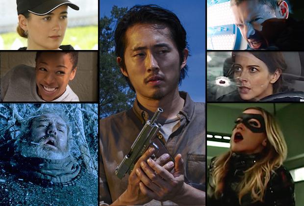 Worst TV Deaths 2016