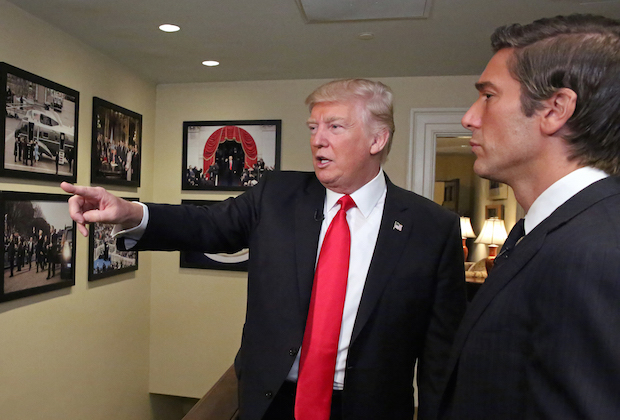 Donald Trump Ratings
