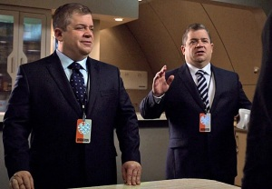 Agents of SHIELD Patton Oswalt