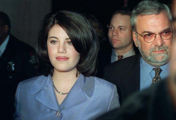 American Crime Story Bill Clinton Monica Lewinsky FX