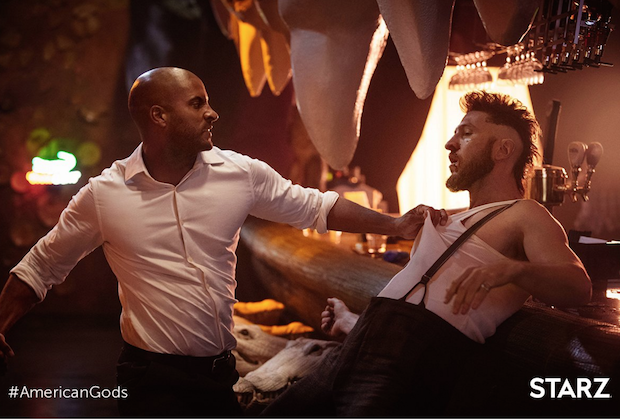 American Gods Premiere Date Starz Series Season 1