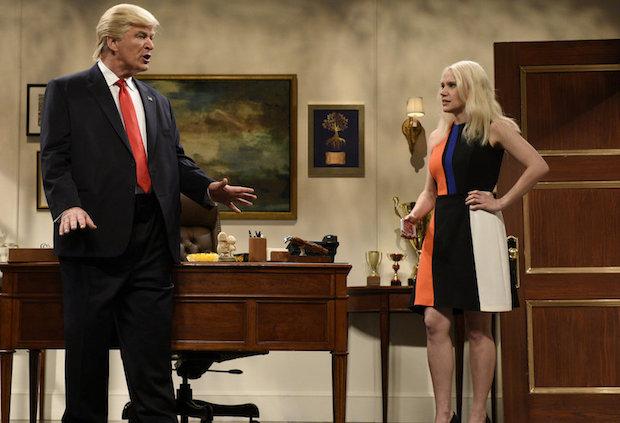 Alec Baldwin Donald Trump SNL Other Venues