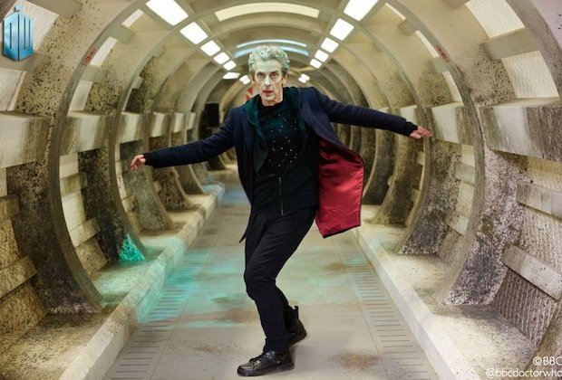 Doctor Who Peter Capaldi Leaving Season 10