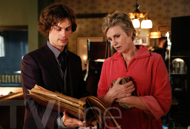 Criminal Minds Final Season Jane Lynch
