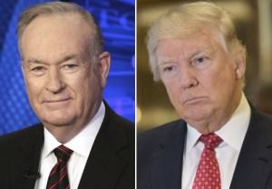 Donald Trump Bill O'Reilly Interview