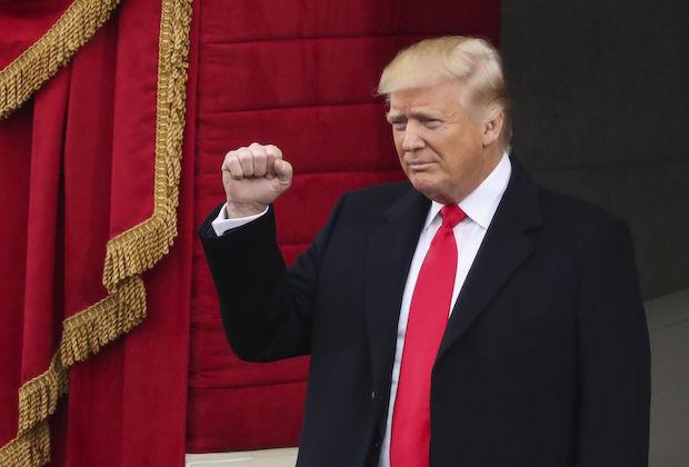 Donald Trump President Inauguration Address Speech
