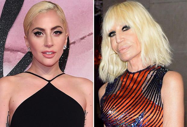 Lady Gaga Donatella Versace American Crime Story Season 3