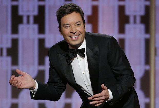 Golden Globes Ratings Fallon