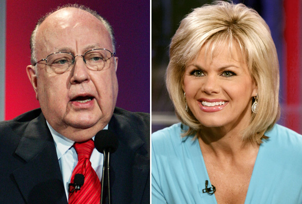 Law & Order: SVU Roger Ailes