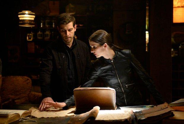 Grimm Season 6 Episode 3 Video David Giuntoli Directs