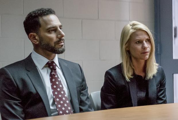 Homeland Season 6 Premiere Carrie Claire Danes