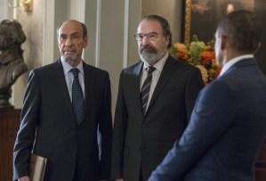 Homeland Season 6 Premiere Saul Dar Adal