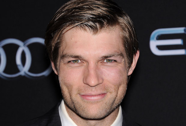 Liam McIntyre The Haunted