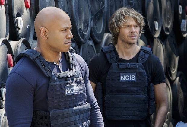 NCIS Los Angeles Spoilers Mole