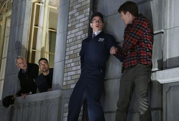 NCIS Season 14 Palmer Ledge