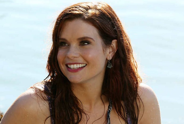 Once Upon a Time Joanna Garcia Ariel Returns