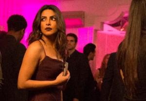 Quantico Priyanka Chopra Injured Season 2