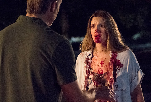 Drew Barrymore Zombie Netflix