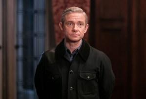 Sherlock Season 4 Finale John Watson